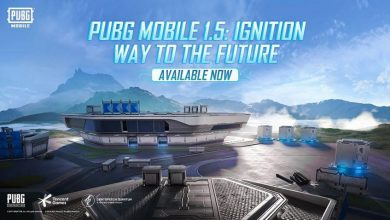 pubg mobile 1.5